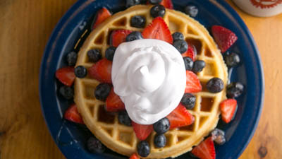 All American Waffle