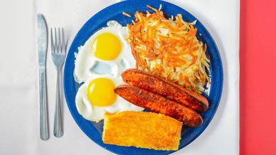 Chourico & Eggs Endless