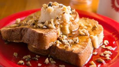 Maple Walnut French Toast