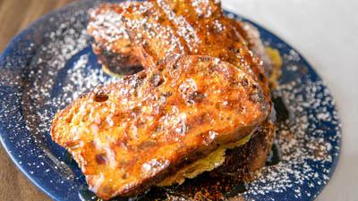 Raisin French Toast