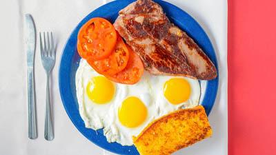 Steak & Eggs Endless
