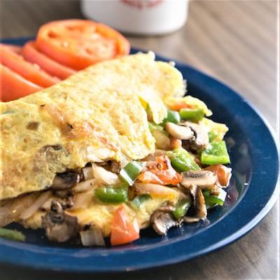Vegetable Garden Omelet