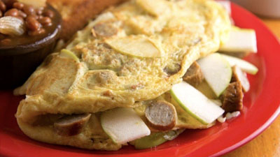 Green Mountain Omelet